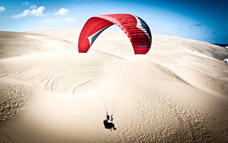 Paragliding Trip: Discovering a flying wonder of the world