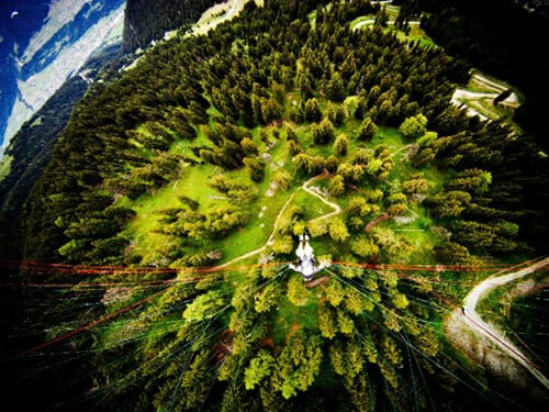 Paragliding holidays and courses