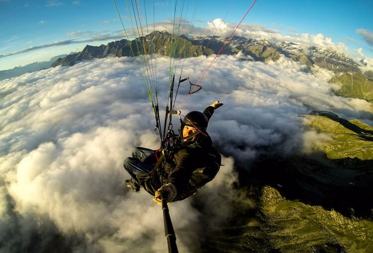 fly-guide paragliding alps
