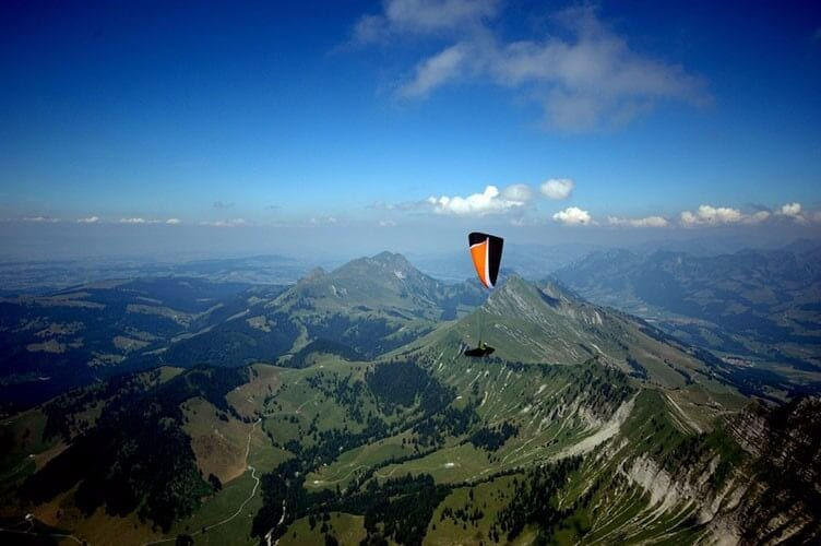 paragliding holidays and coaching