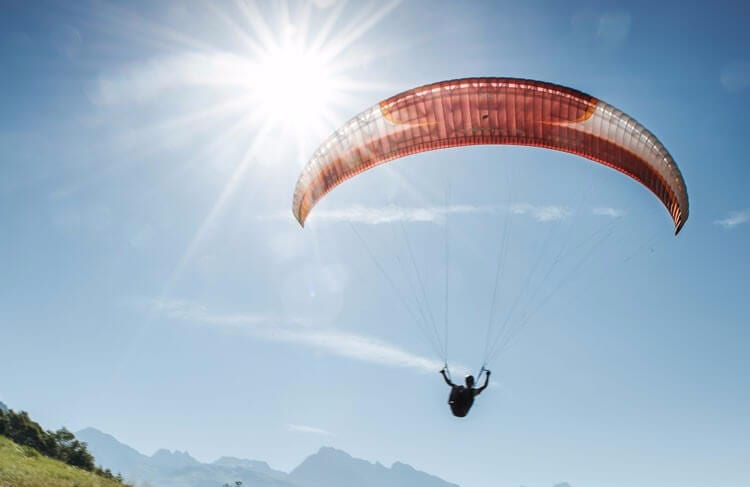 Learn to paraglide - BHPA Beginner to Club Pilot Course